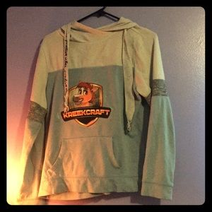 Kreekcraft designed hoodie